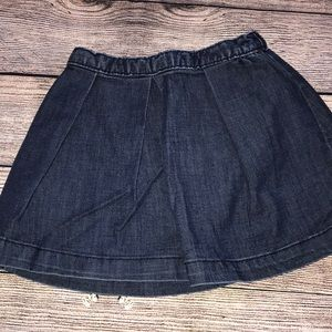 Baby Gap 3T soft denim skirt
